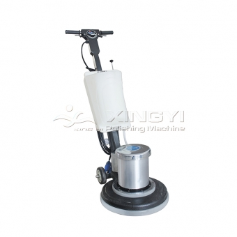floor surface polishing machine