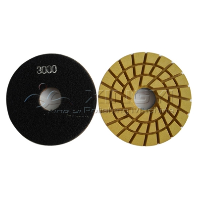 granite polishing pads